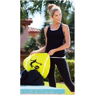 Picture of Tennis Ball Shaped Sports Towel