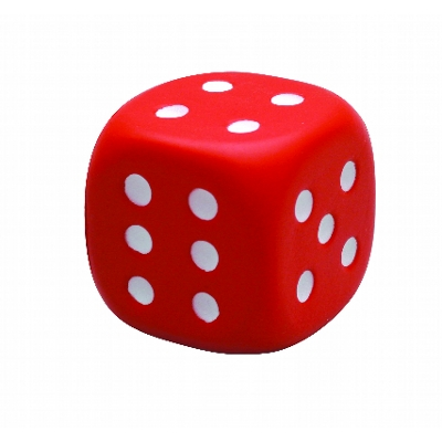 Picture of STRESS LARGE DICE