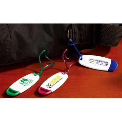 Picture of Oval Luggage Tag