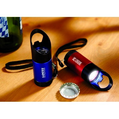 Picture of Bottle Opener Flashlight