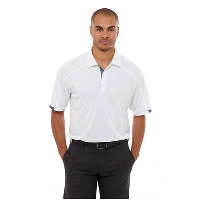 Picture of Kiso Short Sleeve Polo - Mens