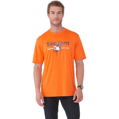 Picture of Omi Short Sleeve Tech Tee - Mens
