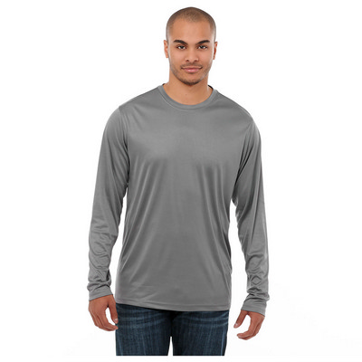 Picture of Parima Long Sleeve Tech Tee - Mens