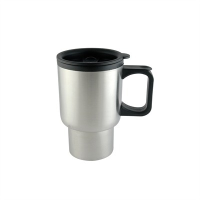 Picture of 16oz Thermo Travel Mug (plastic inner) 450ml