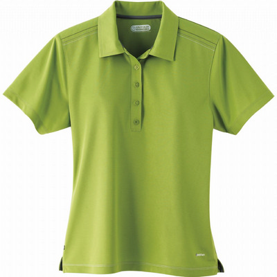 Picture of Dunlay Short Sleeve Polo - Womens