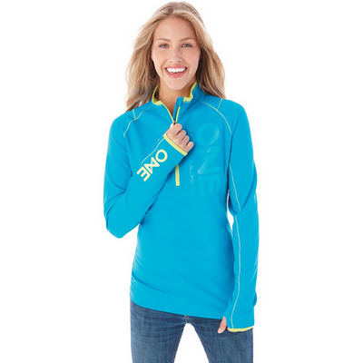 Picture of Knew Knit Half Zip - Womens
