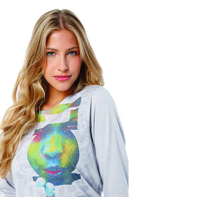 Picture of Holt Long Sleeve Tee - Womens