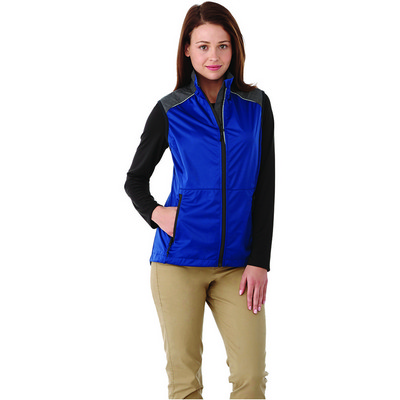Picture of Nasak Hybrid Softshell Vest - Womens