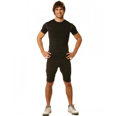 Picture of Mens Gym/Bike/Running/Training Short Sleeve Top