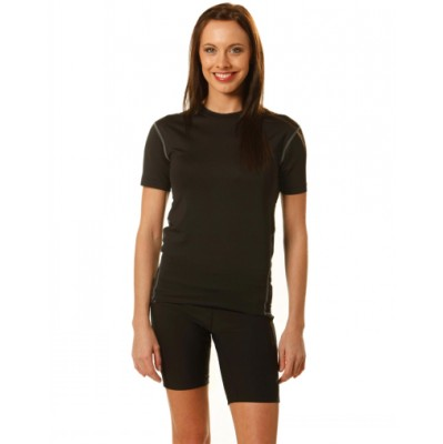Picture of Ladies Gym/Bike/Running/ Training Short Sleeve Top