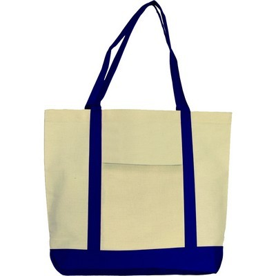 Picture of Boat Mate Gusseted Canvas Tote