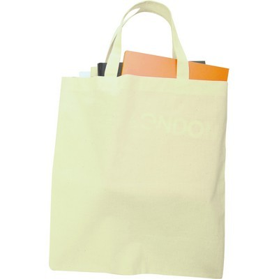 Picture of Calico Bag Short Handle
