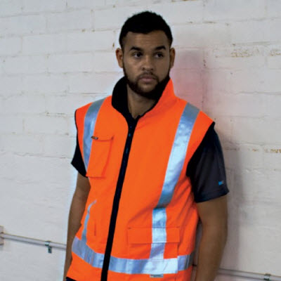 Picture of Fleece Lined Vest