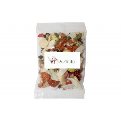 Picture of 50g Naked Paleo Mix with label