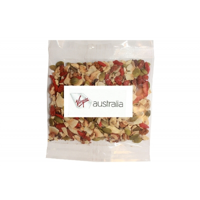 Picture of 100g Super food sprinkle with label