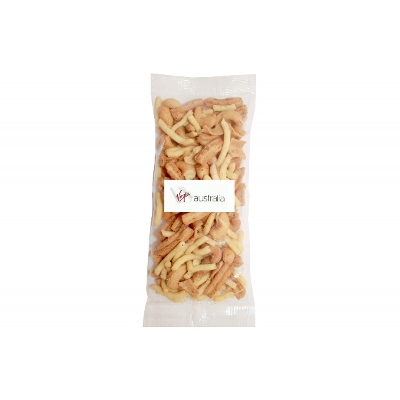 Picture of 100g Multigrain Soya Cashew Mix with label