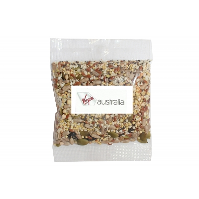 Picture of 50g Magic seed mix with label