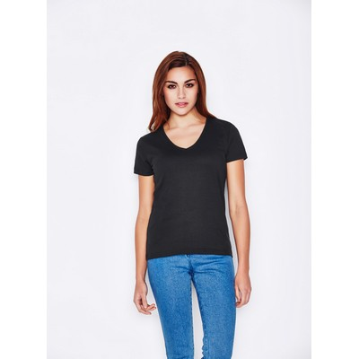 Picture of Women's V-neck T-Shirt