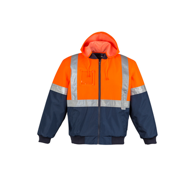 Picture of Hi Vis Quilted Flying Jacket