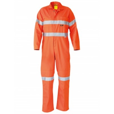 3M Taped Hi Vis Drill Coverall