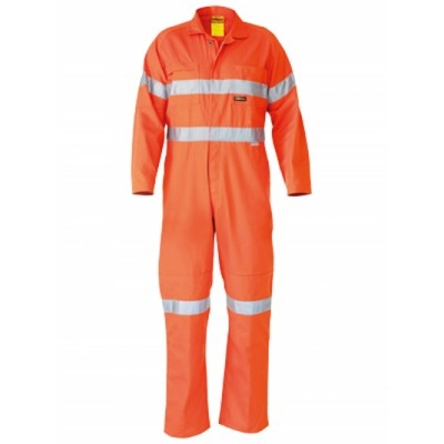 3M Taped Hi Vis Lightweight Coverall