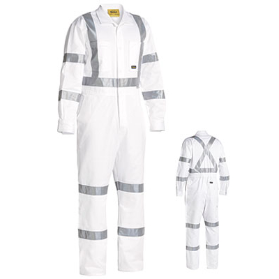 3M Taped Night Coverall