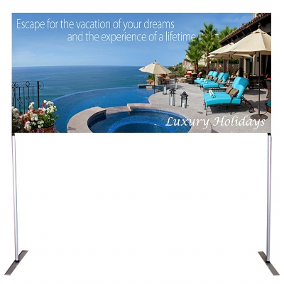 Picture of Free Standing Horizontal Banner 2000mm(w)
