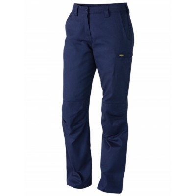 Womens Industrial Engineered Drill Pant