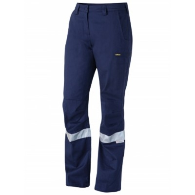 Womens 3M Taped Industrial Engineered Drill Pant