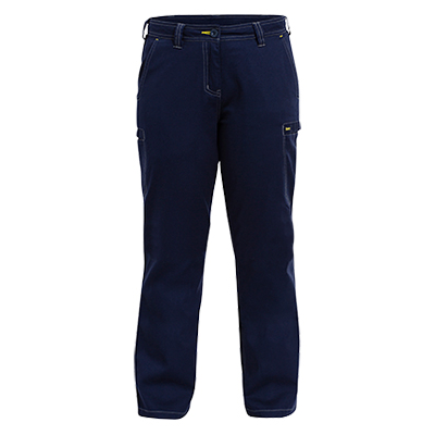 Womens Cool Vented Lightweight Pant With Contrast Stitching
