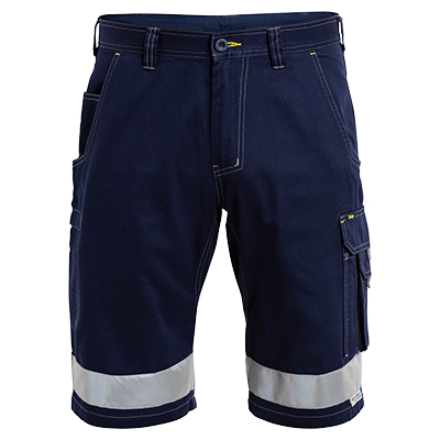 3M Taped Cool Vented Lightweight Cargo Short With Contrast Stitching