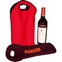 BUDGET Wine Bottle Holder DOUBLE