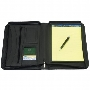 Brussels A4 Comendium With Twin Pen Holder And Carry Handle
