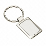 Accent Rectangular Keyring