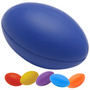 Rugby stress balls