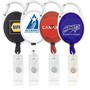 Retractable Badge Holder with Carabiner Clip