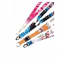 Dye Sublimated Lanyard With Swivel Clip