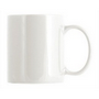 Ceramic Mug Straight Wall (Can Shape) - 325ml