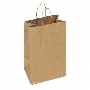 Kraft Paper Bag Large Includes Twisted Paper Handle
