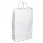 Kraft Paper Bag White Extra Large Includes Twisted Paper Handle