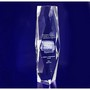3D Crystal Rectangle Special Bevel award / trophy