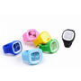 Square Silicone Watch