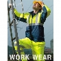 Unisex Adults Hi-Vis 3 In 1 Jacket With Reflective Tape
