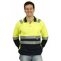 Mens TrueDry Safety Polo With 3M Reflective Tape