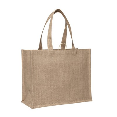 Picture of Starched Jute Supermarket Bag (Warehouse Stock)