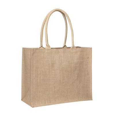 Picture of Laminated Jute Supermarket Bag (Warehouse Stock)
