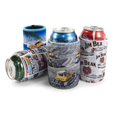 Picture of Standard Sublimated Can Cooler