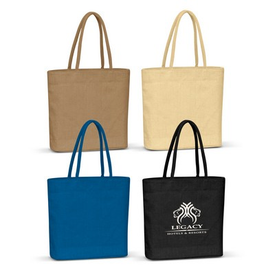 Picture of Carrera Jute Tote Bag
