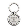 Circular Metal Key Ring