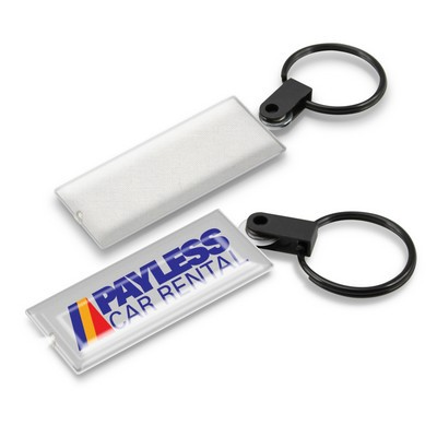 Picture of Star Flex Screen Cleaner Key Ring with Light